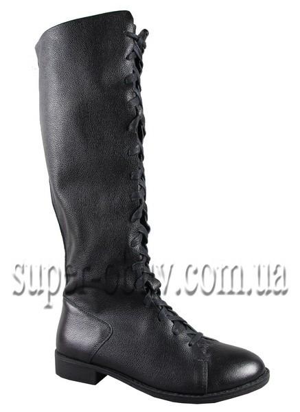 демісезонні чоботи KK713-298B 550грн фото