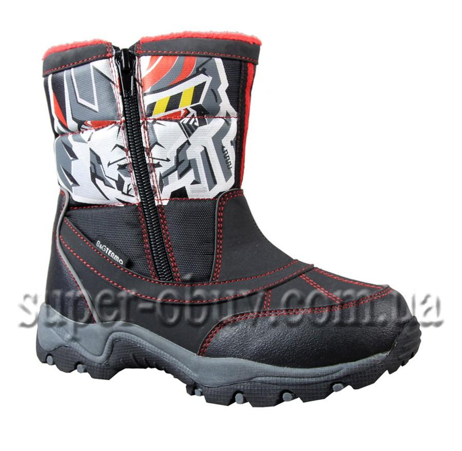 Термо-взуття R161-3201 480грн фото