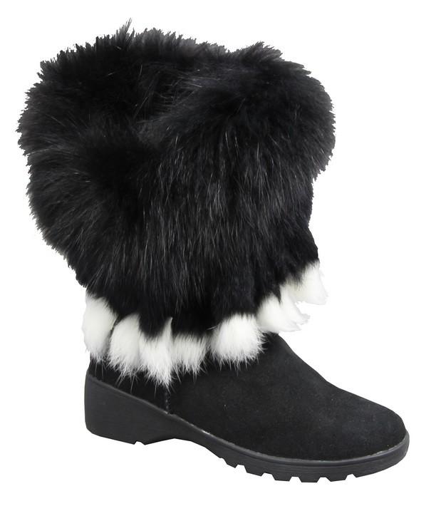 Зимові чоботи RZ13-459 700грн фото