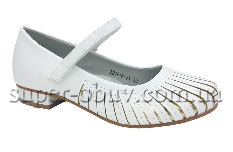 Туфлі ZS2816-31 250грн фото