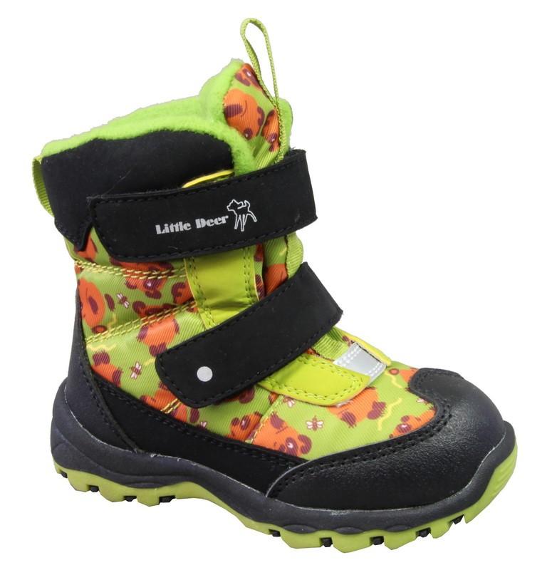 Термо-взуття ZTE132-11L 565грн фото