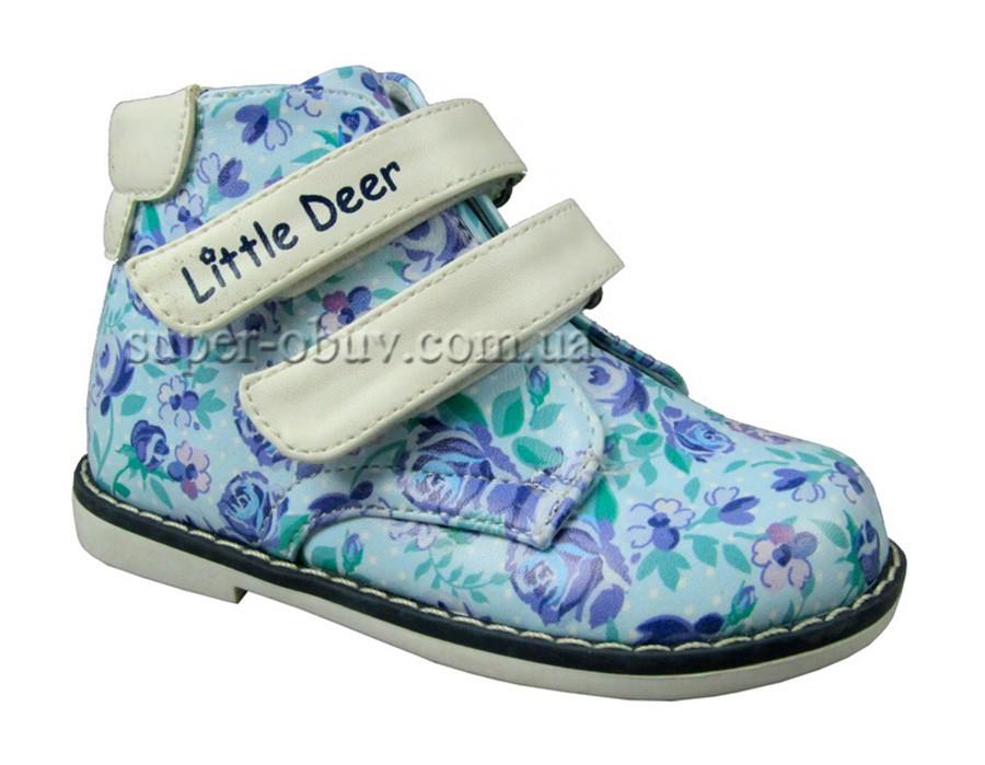 демісезонні черевики LD216-518