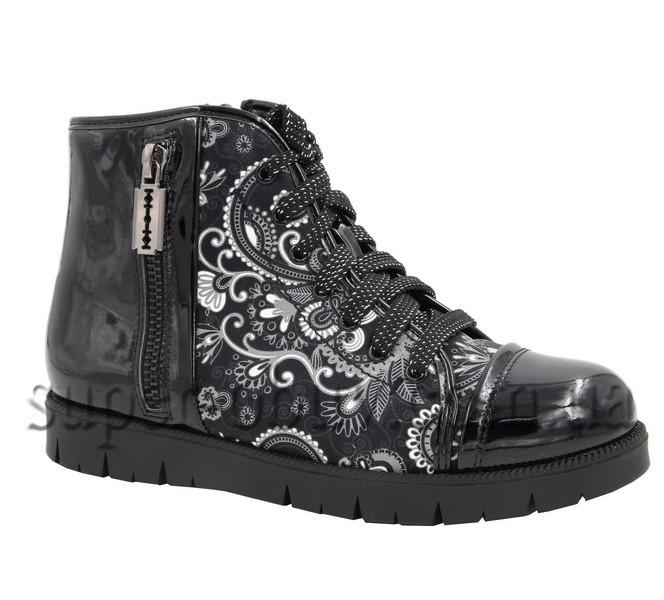 демісезонні черевики ZKK2817-45