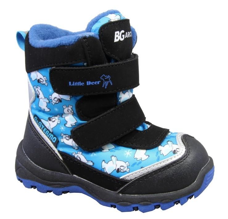 Термо-взуття ZTE132-13K1
