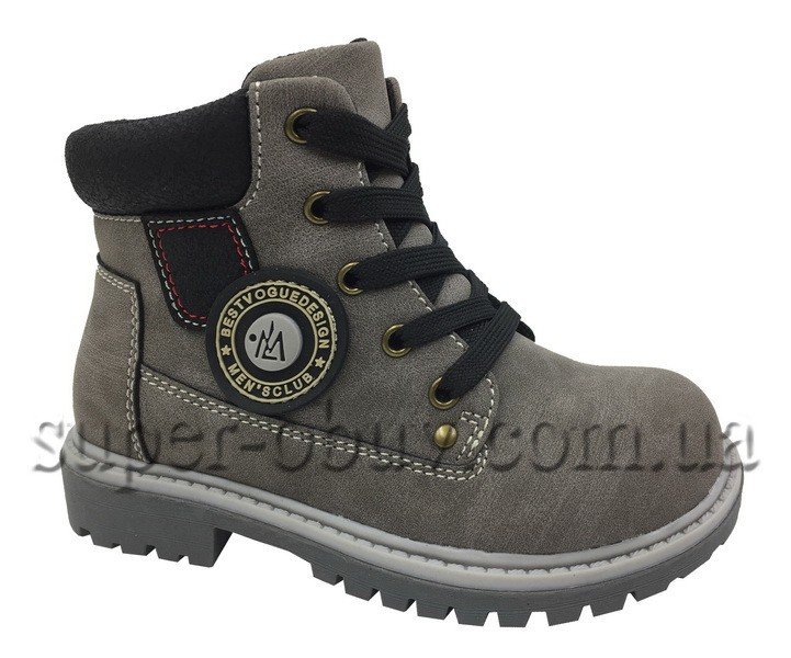 Демисезонные ботинки BG180-412 500грн фото