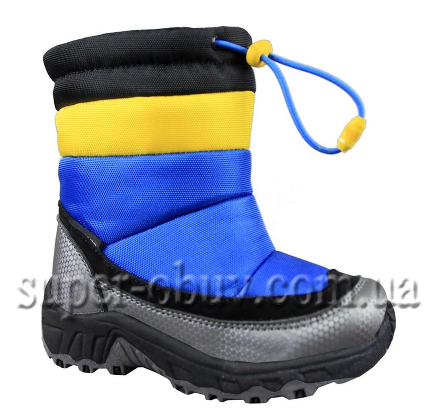 Термо-обувь RAY165-211 500грн фото