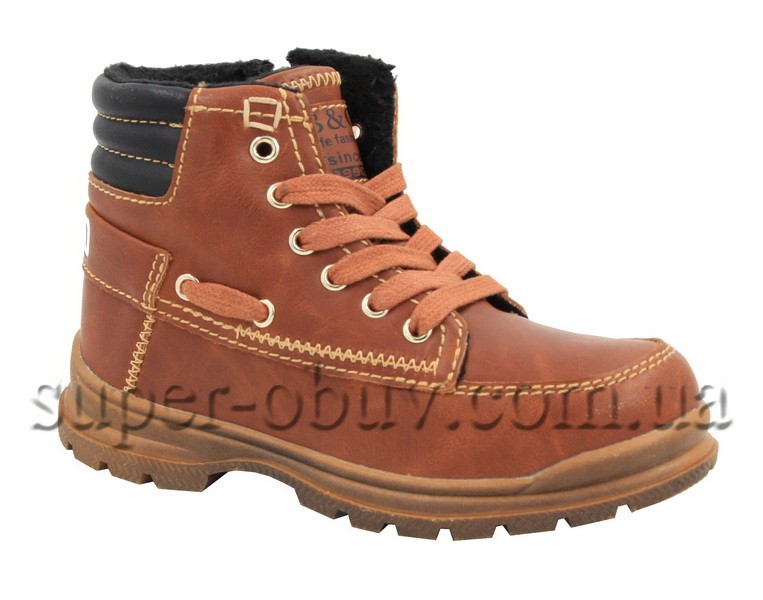 Демисезонные ботинки BG1722-190