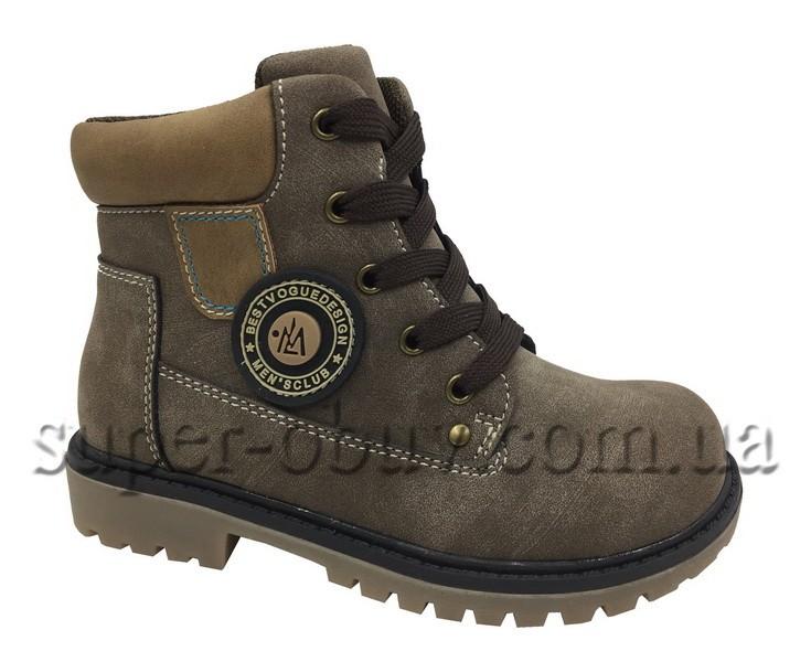 Демисезонные ботинки BG180-411