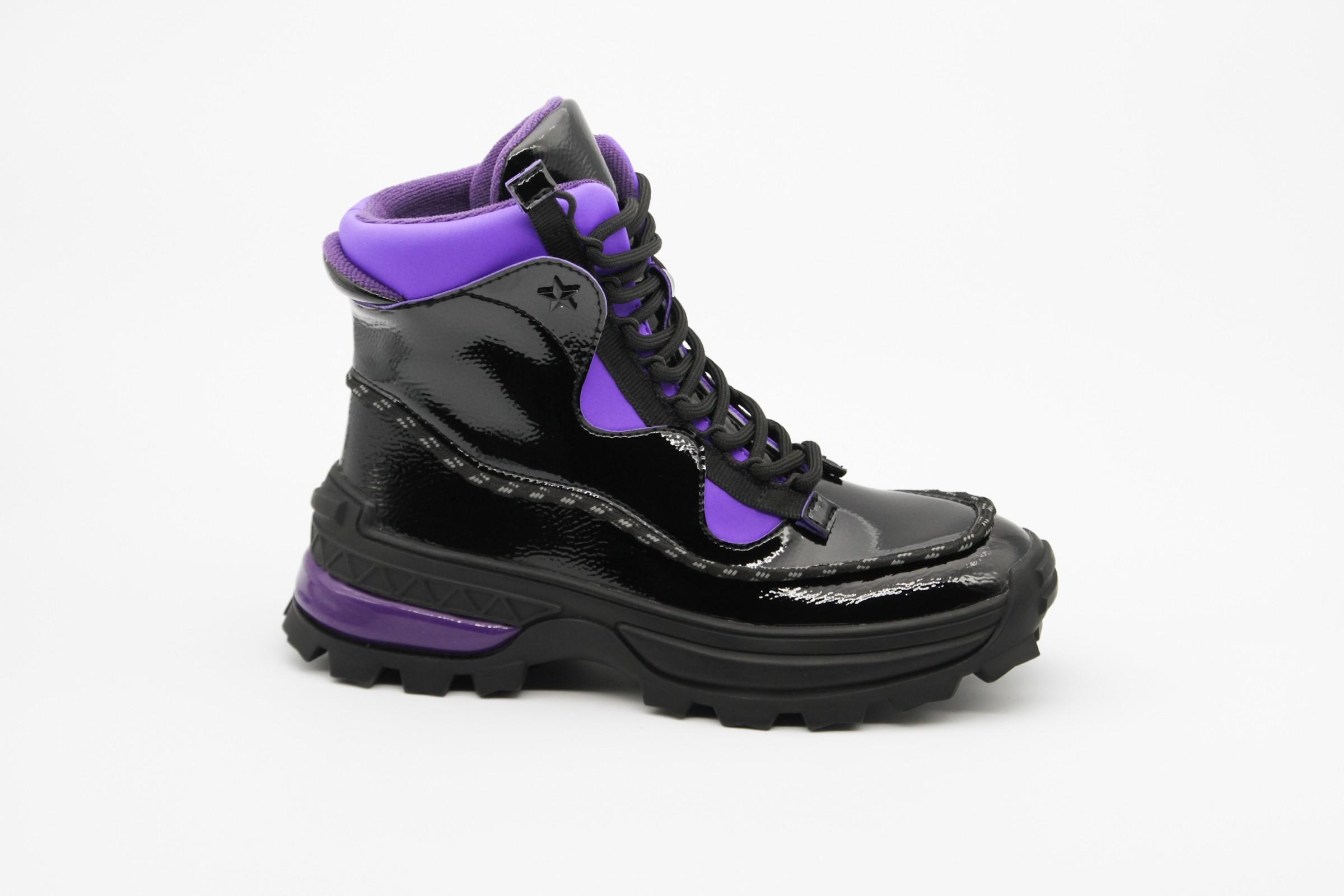 Демисезонные ботинки BSK21-32/0418