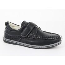Туфли для мальчиков купить в Украине по доступной цене - Черный ... 82544de712198
