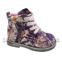 демисезонные ботинки LD180-403 530грн фото