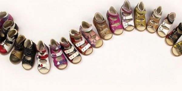 Як правильно вибрати дитяче ортопедичне взуття